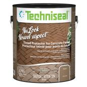 Tinted Protector for Concrete Pavers