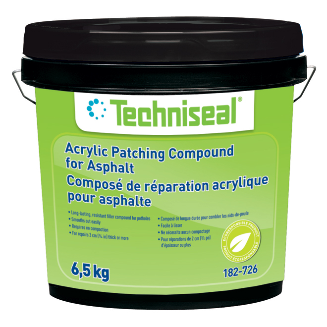 Acrylic Patching Compound for Asphalt