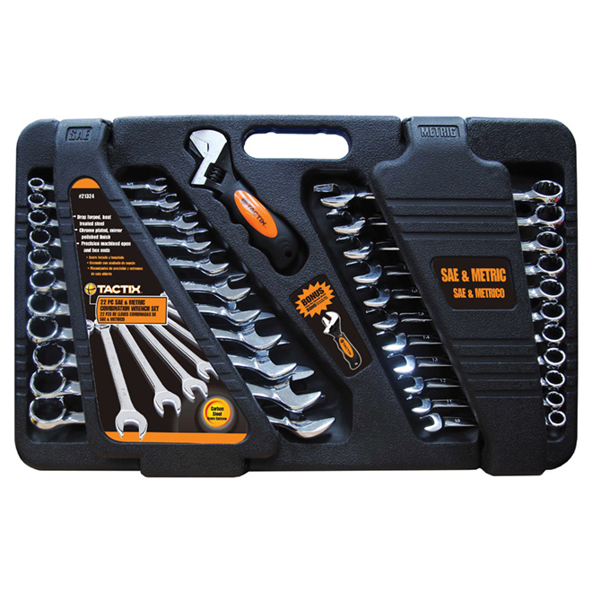 Wrench Combination Set