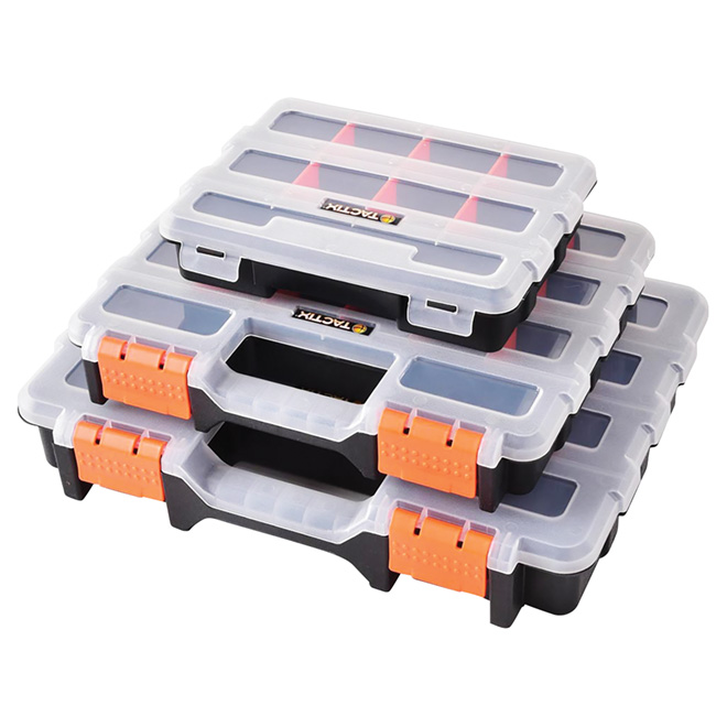Tool and Fastener Organizer Set - 3 Pieces