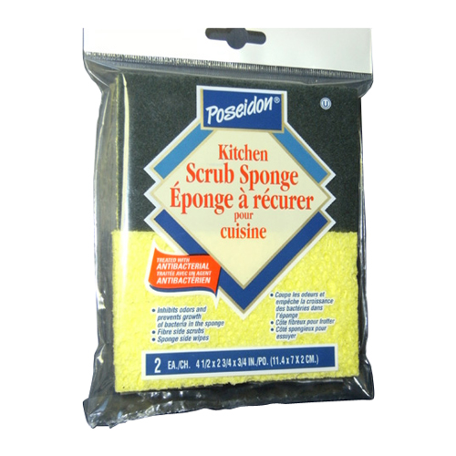 2-Pack Kitchen Sponges