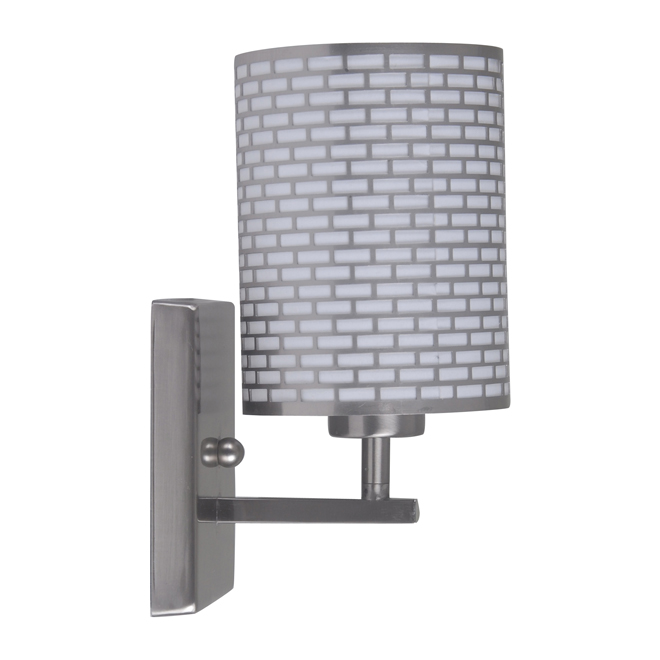 """Transit"" wall sconce"