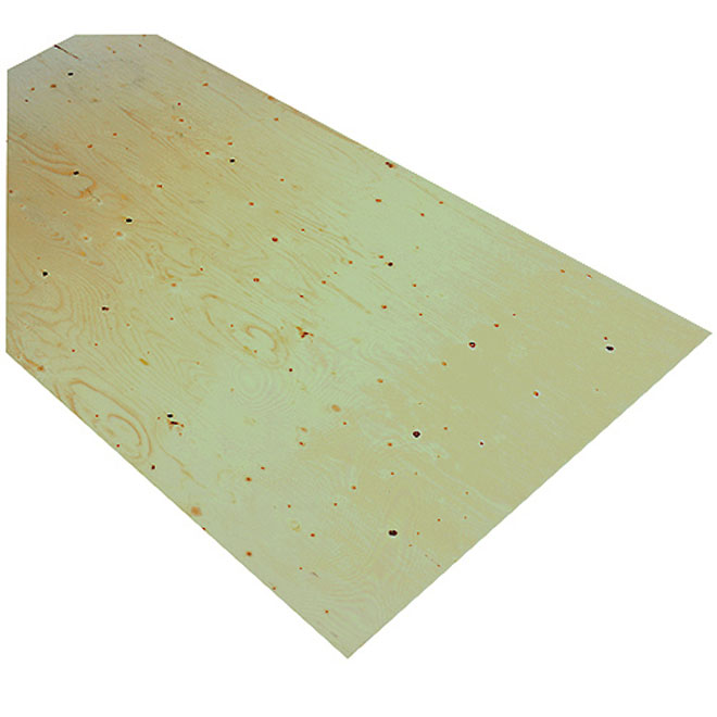 "PWF Treated Plywood - 5/8"" x 4' x 8'"