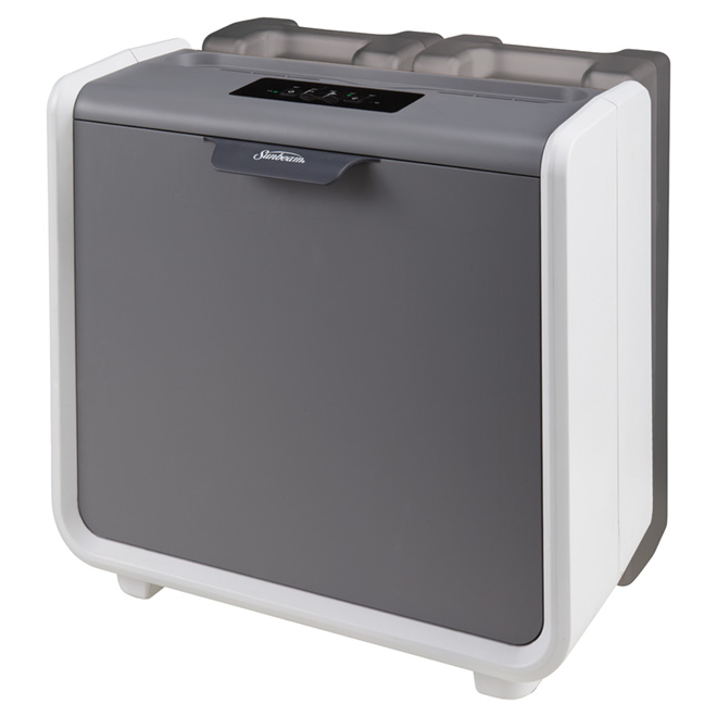 Cool Mist Humidifier - 3-Speed - 2 000 Sq.ft.
