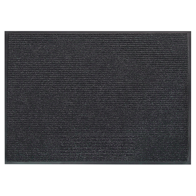 tapis d 39 entr e survivor 36 x 48 noir rona. Black Bedroom Furniture Sets. Home Design Ideas