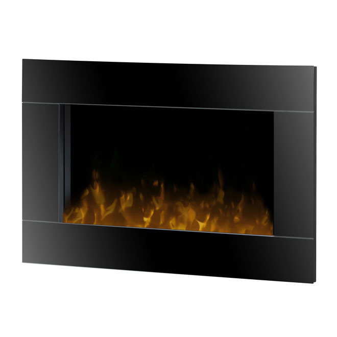 """Sloan"" Wall Mount Electric Fireplace"