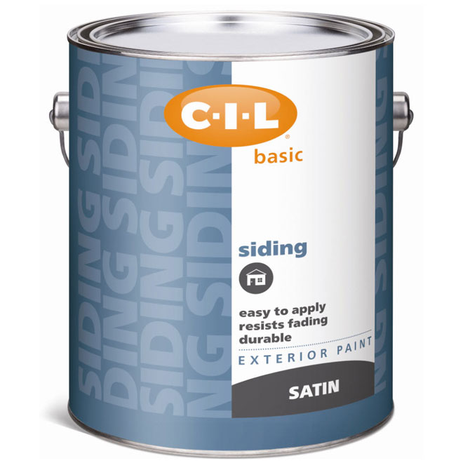 Exterior Latex Paint