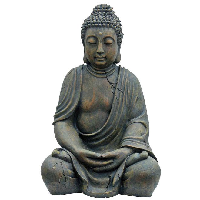 Statue bouddha rona - Bouddha deco exterieur ...