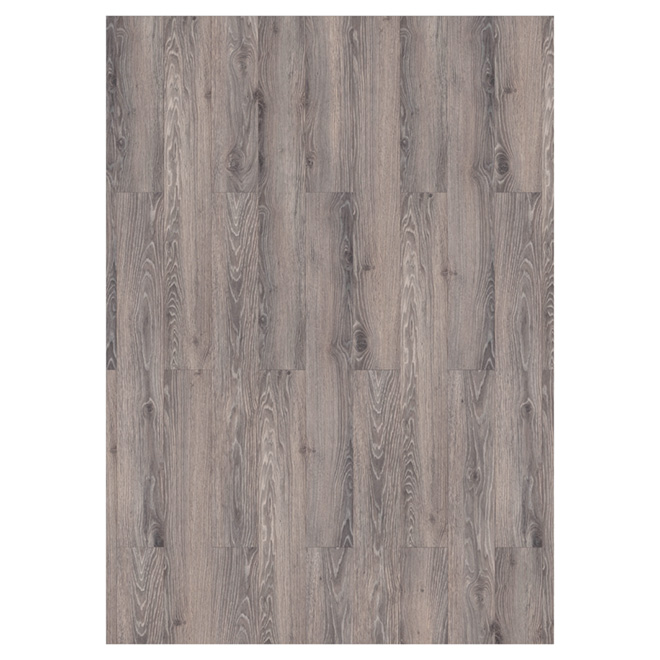 Laminate Flooring - HDF - 17.72 sq. ft - Light Grey