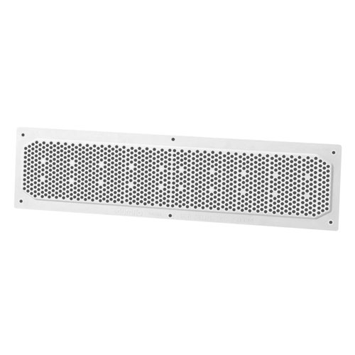 "Soffit Vent 4"" x 16"" - Brown"