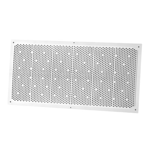 "Soffit Vent 8"" x 16"" - Brown"