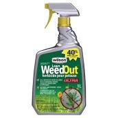 WeedOut(TM) Spray Herbicide - 1 L