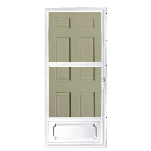 Contre porte en aluminium national rona for Rona porte et fenetre