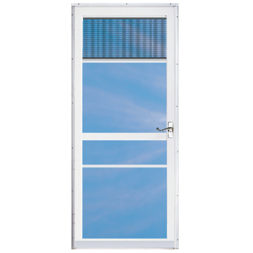 """Regal Deluxe"" Aluminum Storm Door"