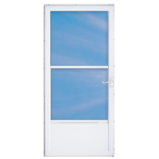 """Northern"" Aluminum Storm Door"