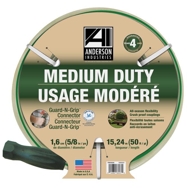 High Quality Garden Hose   Medium Duty   50u0027   Beige