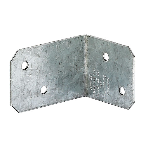 "Galvanized Steel Angle 2"" x 1 1/2"" - Box of 200"
