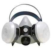 Half-mask Respirator with Cartridges 7-in-1
