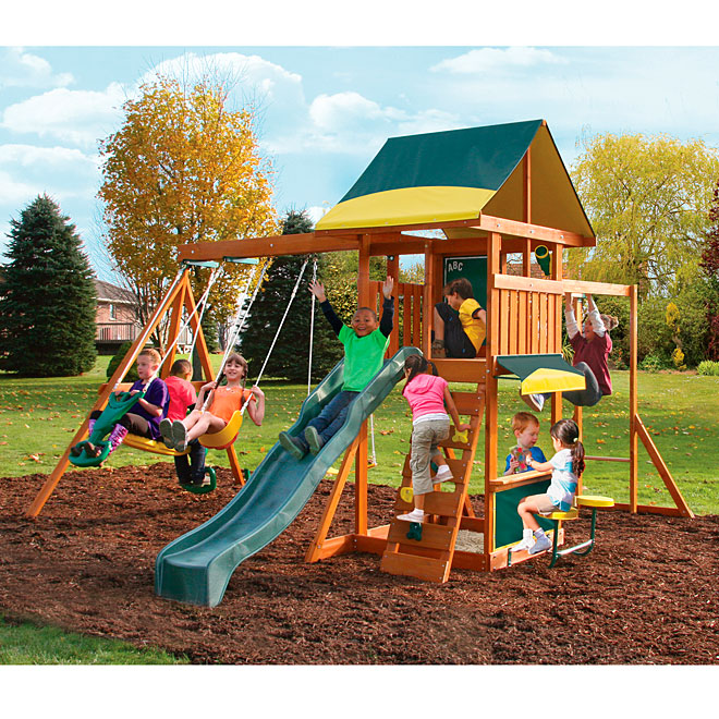 """BrookRidge"" Outdoor Play Set"