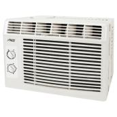 Horizontal Window Air Conditioner - 5 000 BTU - White