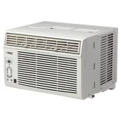Horizontal Window Air Conditioner - 8 000 BTU - White