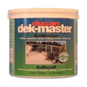 White Water-Based Adhesive for Vinyl Siding 3.78 L