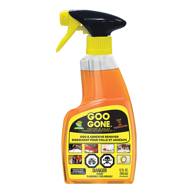 """Goo Gone"" Spray Gel Cleaner"