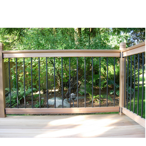 """Creative"" Cedar Railing Kit"