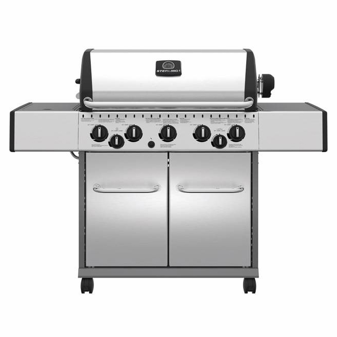 Propane Gas BBQ - 75,000 BTU - 805 sq.in.