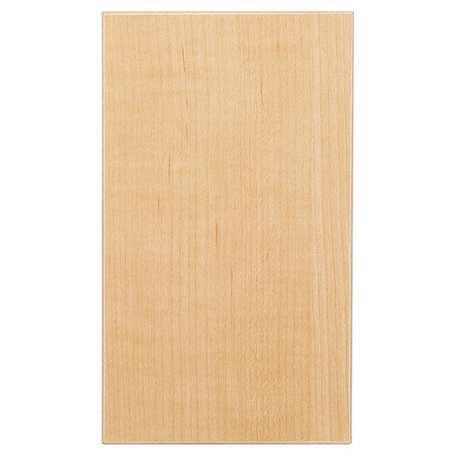 panneau de m lamine rable raffin 5 8 po x 4 po x 8 pi rona. Black Bedroom Furniture Sets. Home Design Ideas