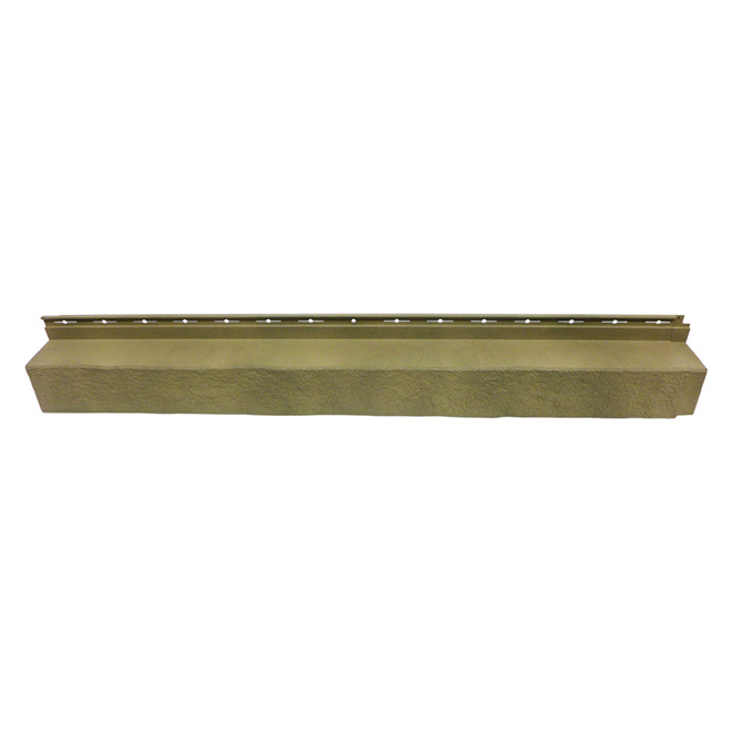 Premium Polymer Ledge, Weathered Blend  - 30 3/4'' x 2 1/2""