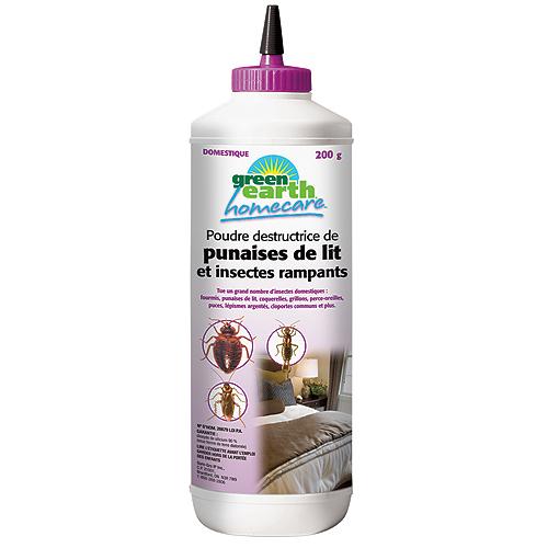Poudre pour punaise lit rona - Produit contre les punaises de lit ...