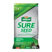 Seed and fertilizer