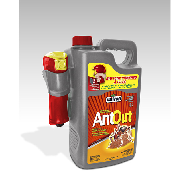 """AntOut"" Insecticide"
