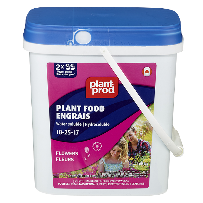 Soluble Fertilizer - Flowers - 1.65 kg
