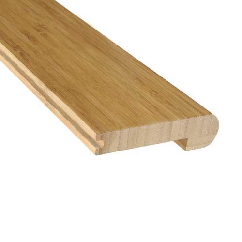 nez de marche bambou arrondi 1 2 x 73 naturel rona. Black Bedroom Furniture Sets. Home Design Ideas