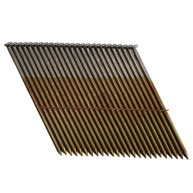 Framing Nails - Strip - Smooth - Clipped - 3 1/4""