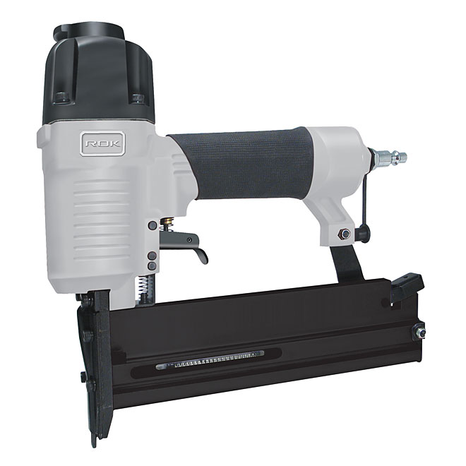 2-in-1 Brad Nailer and Stapler