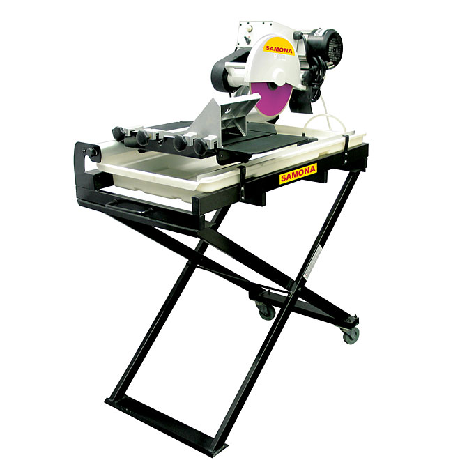 Professional Tile Saw - 10""