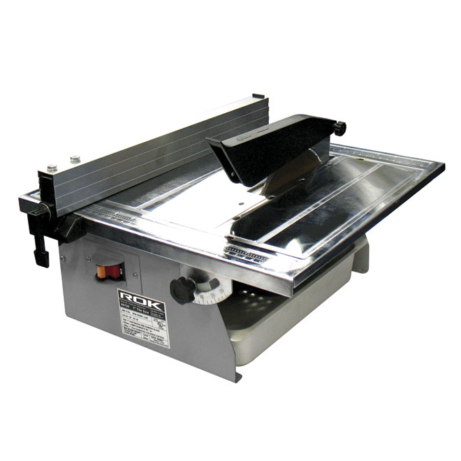 Professional Tile Saw - 7""