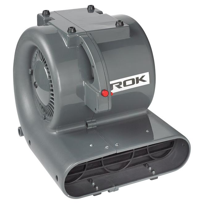 Exterior High Volume Fan : Hp high volume fan blower rona