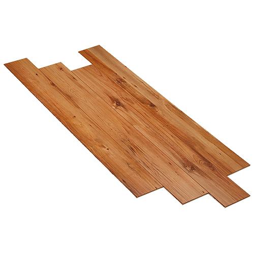 Laminate flooring 12mm megaloc sacramento pine rona for Flooring sacramento