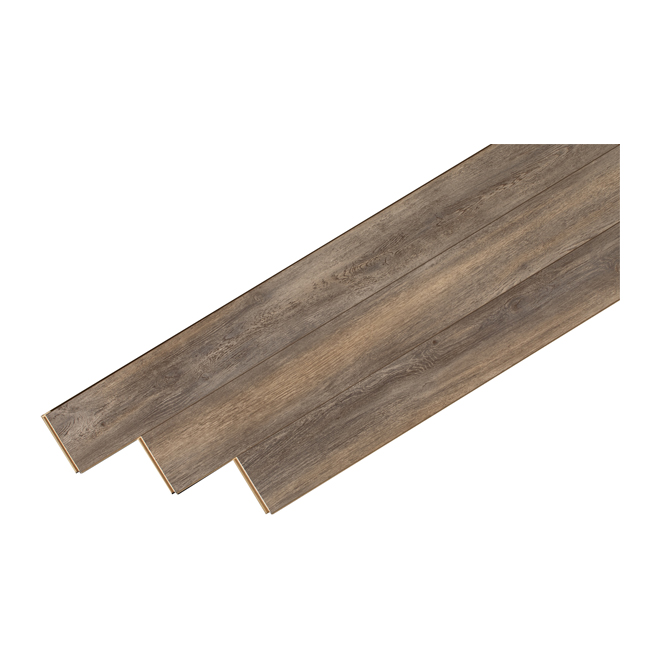 Laminate Flooring 8mm - Megaloc - Dark Grey