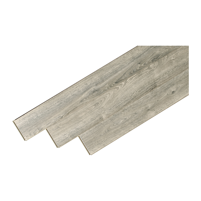 Laminate Flooring 12mm - Megaloc - Grey Oak