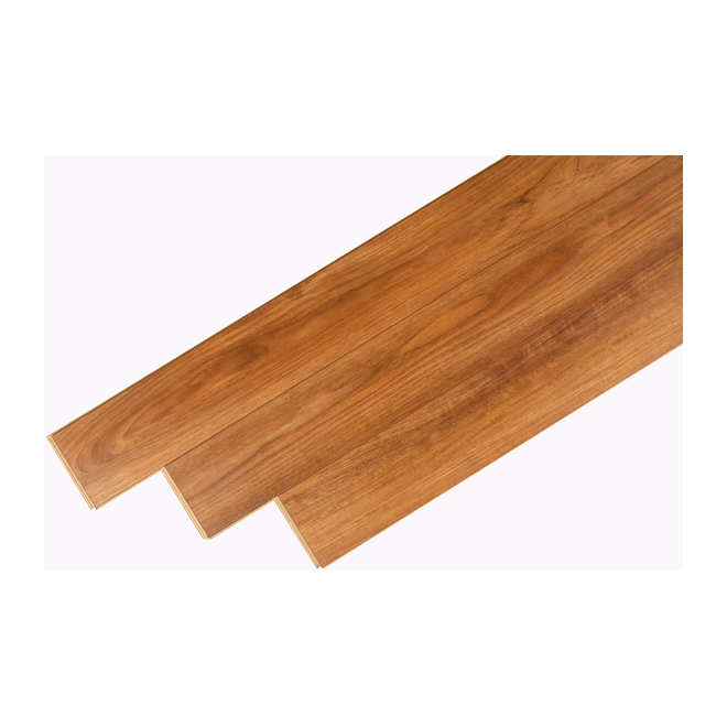 Laminate Flooring 12mm - Megaloc - Teak Manila