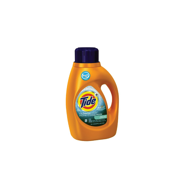 Liquid Laundry Detergent - Cold Water - 1.36L