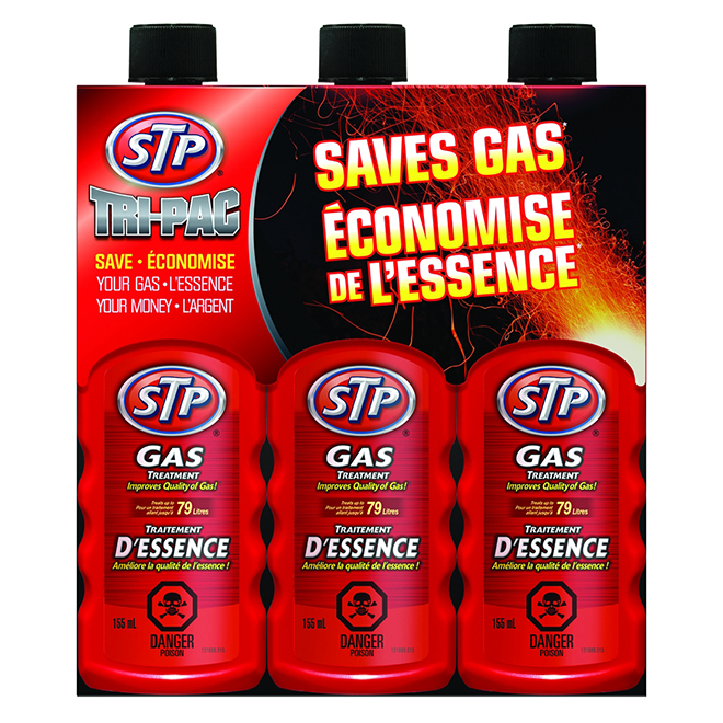 Gas Treatment - 155ml - 3-Pack