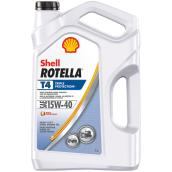 Heavy-Duty Diesel Engine Oil - Rotella T4 - 15W40 - 5 L