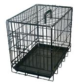 Black Wire Crate - 48'' x 30'' x 33''