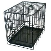 Black Wire Crate - 54'' x 33'' x 42''